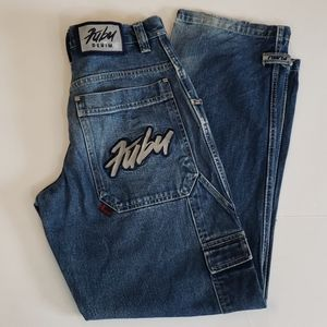 FUBU JEANS The Collection Vintage Jeans size 31